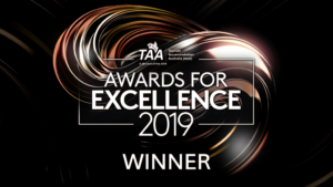 TAA NSW Awards for Excellence 2019