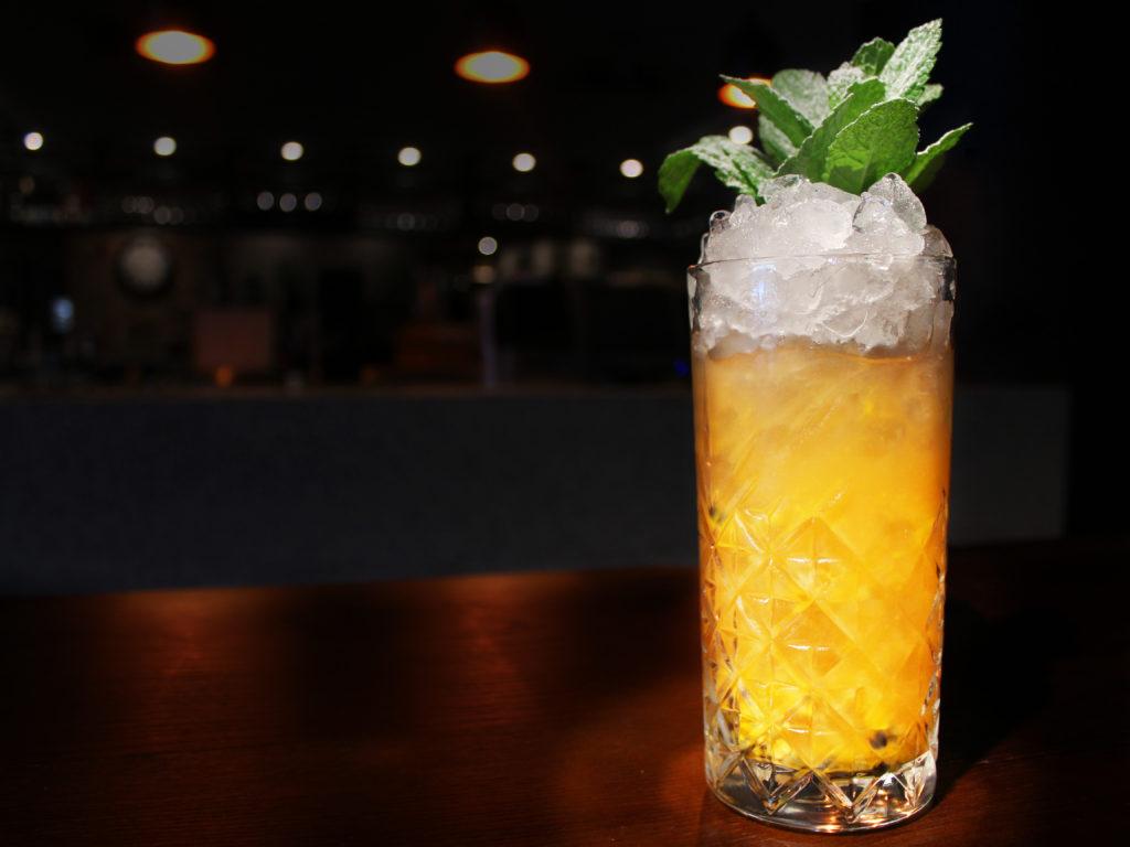 VIVID Sydney Highball Cocktail