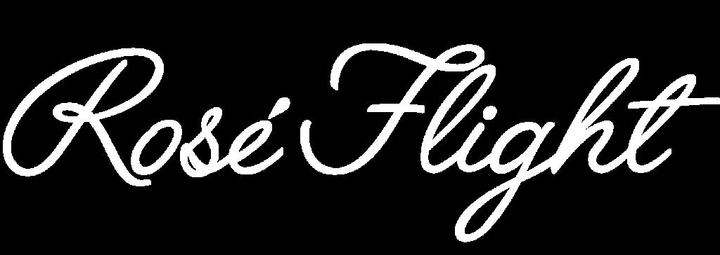 Rosé Flight